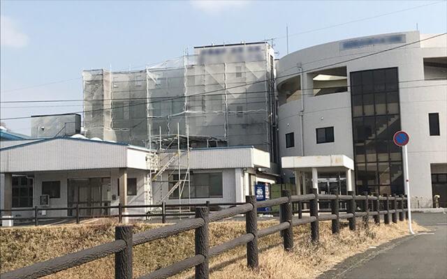 鹿児島県 病院 医療法人K医院さま 鉄筋コンクリート造