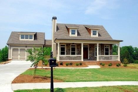 きれいな一戸建て住宅
